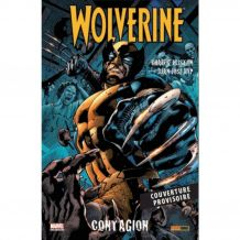 Wolverine Contagion 200 pages neuf