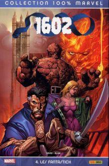 1602 T04 Les Fantastick neuf 120 pages