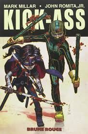 KickAss La brume rouge Tome 2 neuf 142 pages
