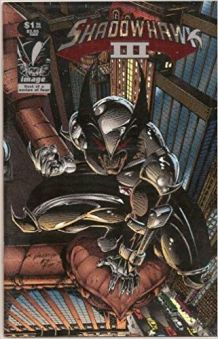 Shadowhawk III Volume 3 n°1 Of 4 1993