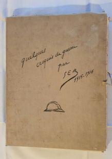 Croquis de guerre 1915-1916 par Sem