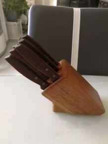 Couteau à viande Richardson Sheffield Vintage