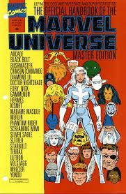 Official Handbook Of The Marvel Universe Master Edition n°22