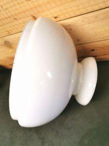 Lustre opaline globe