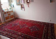 Grand tapis oriental