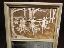 Trumeau «Danse des Nymphes» en l'état