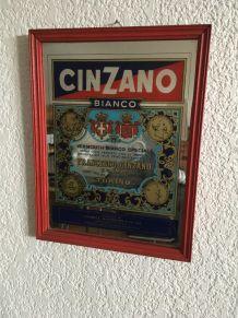 Cinzano  Miroir