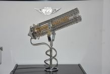 Lampe rétro futuriste 3