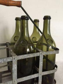 Paire d'anciennes bouteilles - PERNOD FILS