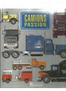 classeur complet camion passion