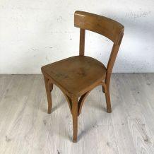 Chaise enfant Baumann vintage 60's