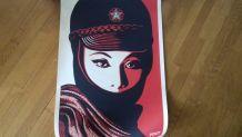 Mujer Fatale - Shepard Fairey