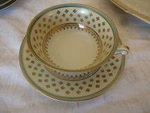 service à café (ou thé) Limoges signé Raynaud
