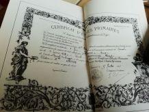 """LIVRE """"vive le certif"""" de J. GIMARD"""