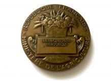 Médaille Ministère Agriculture
