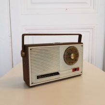 Radio portable bandfunk années 50