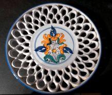 Plats et assiettes artisanat Hongrois 1958/65