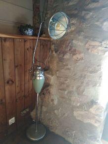 Lampe industrielle/Lampe aspirateur cadillac