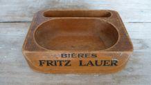 Ancien objet publicitaire Bières Fritz Lauer