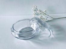 Boîte ou bonbonnière en verre