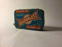 Boîte métal vintage