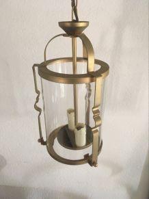 Lanterne de vestibule années 70.