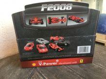 Miniature Ferrari F2008