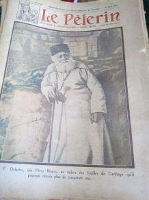 LOT REVUE LE PELERIN (43) DE 1930