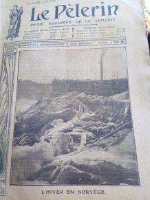LOT REVUE LE PELERIN  (49) de 1910