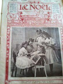 REVUE LE NOEL TOME XXVII 1908