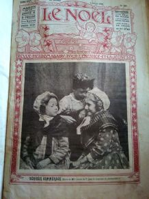 REVUE LE NOEL TOME XXIV 1906