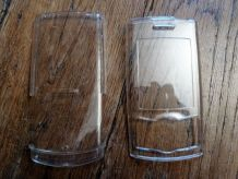 Coque Rigide Polycarbonate Transparent pour Samsung U600
