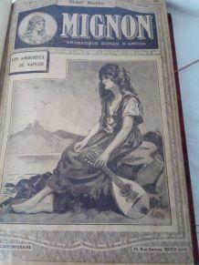 LIVRE MIGNON DE M. MORPHY 1924