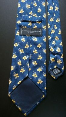 Cravate de marque Charles JOURDAN