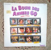 La boum des années 60- Album deux disques
