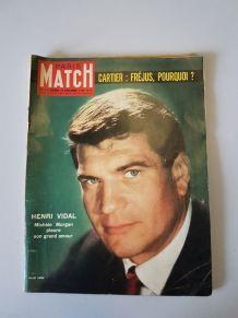 Paris Match N°558 1959