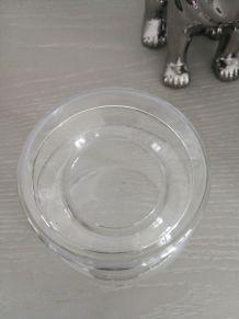 Photophore en verre