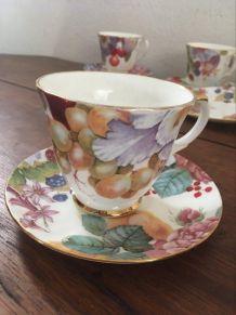 Service à café ou à thé anglais.