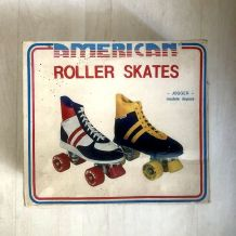 Rollers vintage 80's pointure 43