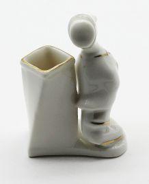Vase céramique canard jager