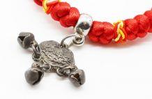 Bracelet rouge la kabbale