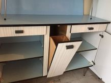 Double meuble formica