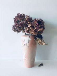 Vase art déco en céramique