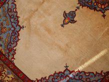 Tapis vintage Oriental fait main, 1C326