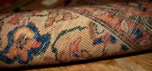 Tapis ancien Oriental fait main, 1B139