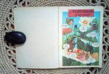 Maya l'abeille - album mensuel 1979