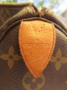 Louis Vuitton Cabas sac ancien