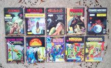 10 BD pour adultes présentées par ARTIMA comics pocket