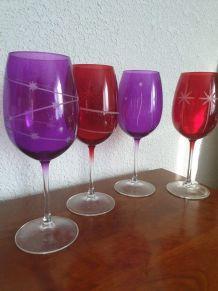 Très grands verres