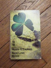 Best Love Rosie- Nuala O'Faolain- Domaine Etranger- 10/18